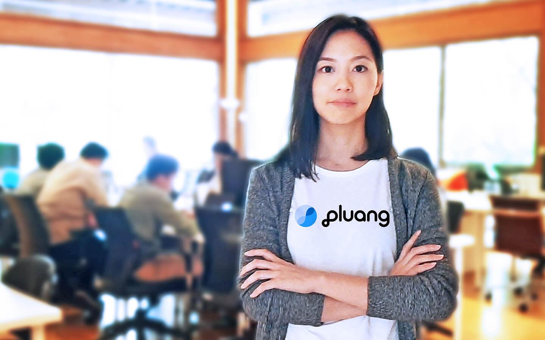 Pluang CEO Claudia Kolonas